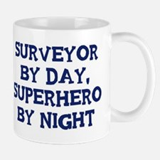 Surveyor by day Mug