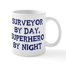 Surveyor by day Small Mug