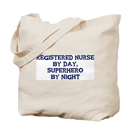 Registered Nurse by day Tote Bag