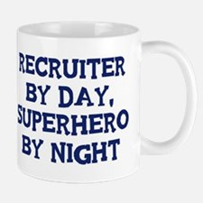 Recruiter by day Small Small Mug