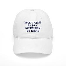 Receptionist by day Baseball Baseball Cap