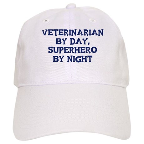 Veterinarian by day Cap