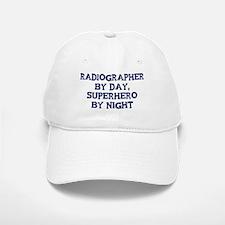 Radiographer by day Baseball Baseball Cap