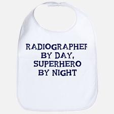Radiographer by day Bib