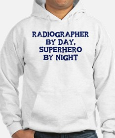 Radiographer by day Hoodie