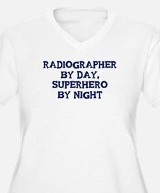 Radiographer by day T-Shirt