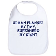 Urban Planner by day Bib