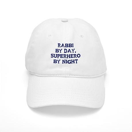 Rabbi by day Cap