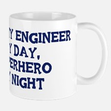 Quality Engineer by day Small Small Mug