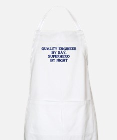 Quality Engineer by day BBQ Apron