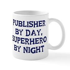 Publisher by day Mug