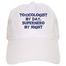 Toxicologist by day Baseball Cap