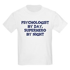 Psychologist by day T-Shirt