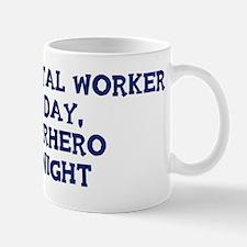 Sheet Metal Worker by day Mug