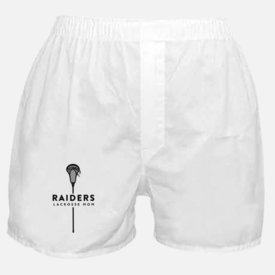 Raiders Mom Boxer Shorts