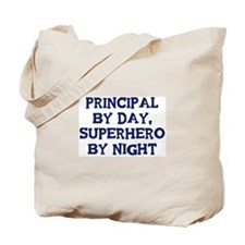 Principal by day Tote Bag