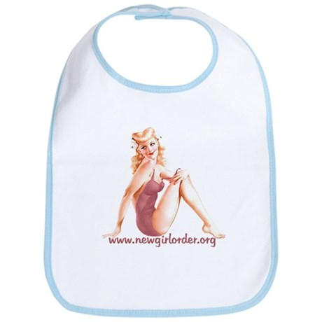 New Girl Order Bib