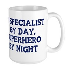 Pr Specialist by day Mug