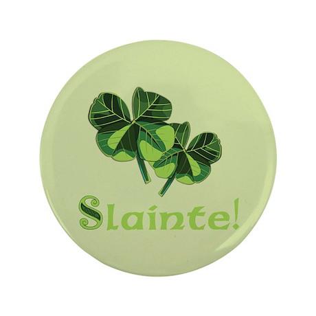 """Slainte 3.5"""" Button (100 pack)"""