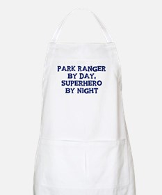 Park Ranger by day BBQ Apron