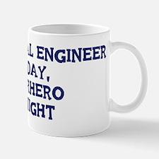 Mechanical Engineer by day Mug