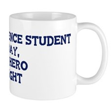 Political Science Student by Mug
