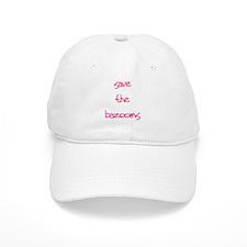 Save the Bazooms Baseball Cap
