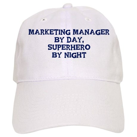 Marketing Manager by day Cap