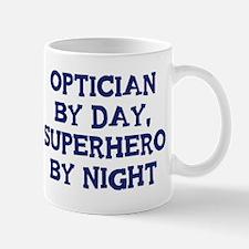 Optician by day Mug