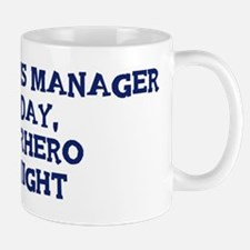 Operations Manager by day Small Small Mug