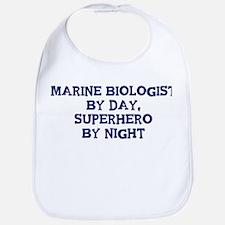 Marine Biologist by day Bib