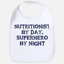 Nutritionist by day Bib