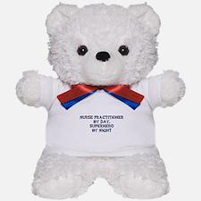 Nurse Practitioner by day Teddy Bear