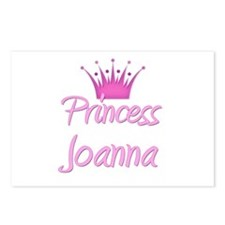 Princess Joanna Postcards (Package of 8)