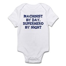 Machinist by day Infant Bodysuit