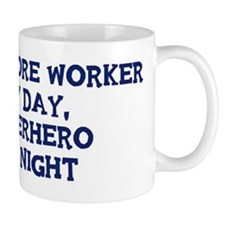 Longshore Worker by day Mug