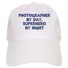 Photographer by day Baseball Cap