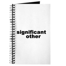 Cute Significant other Journal