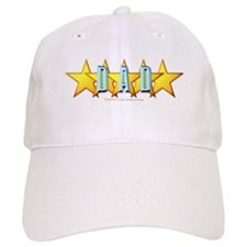 5 Star Dad Baseball Cap