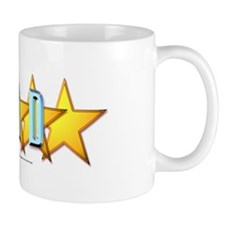 5 Star Dad Mug