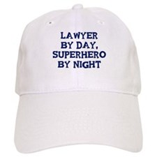 Lawyer by day Baseball Cap