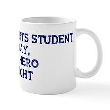 Language Arts Student by day Mug