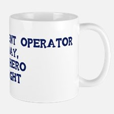 Heavy Equipment Operator by Mug