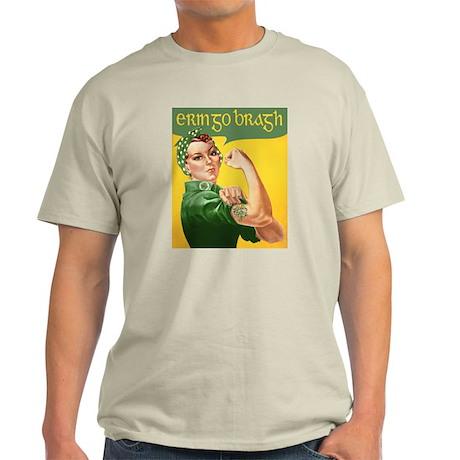 Erin Go Bragh Rosie Light T-Shirt