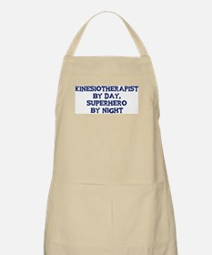 Kinesiotherapist by day BBQ Apron