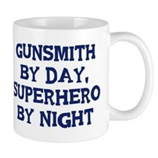Gunsmith by day Mug