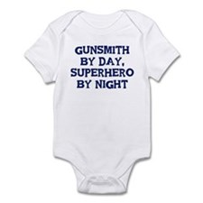 Gunsmith by day Onesie