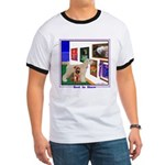 Soft Coated Wheaten Terrier Ringer T