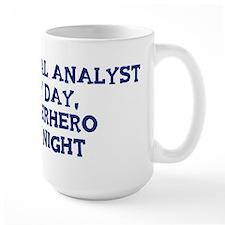 Financial Analyst by day Mug