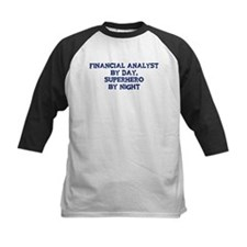 Financial Analyst by day Tee